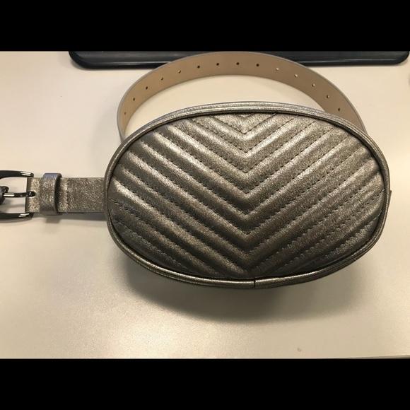 2602407b3958 Steve Madden Bags   Chevron Belt Bag   Poshmark